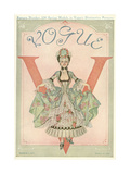 Vogue Cover - March 1911