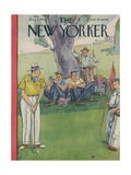 The New Yorker Cover - August 3, 1946