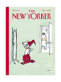 The New Yorker Cover - December 15, 2003