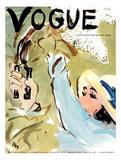 Vogue Cover - April 1936