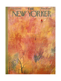 The New Yorker Cover - October 12, 1957