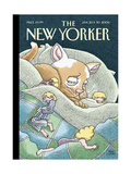 The New Yorker Cover - January 23, 2006