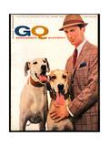 GQ Cover - February 1958