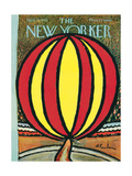 The New Yorker Cover - April 12, 1958