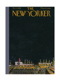 The New Yorker Cover - December 6, 1958