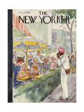 The New Yorker Cover - August 12, 1939