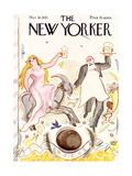 The New Yorker Cover - March 30, 1935