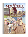 The New Yorker Cover - August 15, 1953