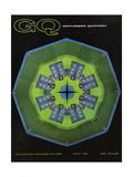 GQ Cover - April 1961