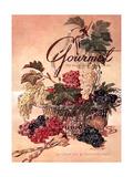 Gourmet Cover - September 1951
