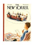 The New Yorker Cover - January 4, 1947