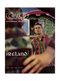 GQ Cover - April 1962