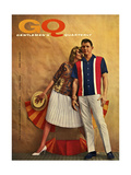 GQ Cover - April 1959