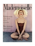 Mademoiselle Cover - May 1954