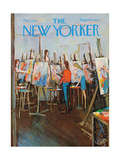 The New Yorker Cover - May 2, 1970