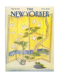 The New Yorker Cover - May 9, 1983