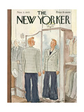 The New Yorker Cover - November 3, 1945