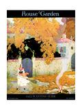 House & Garden Cover - October 1916