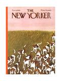 The New Yorker Cover - November 6, 1965