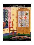 House & Garden Cover - January 1919