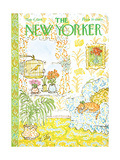 The New Yorker Cover - May 11, 1968