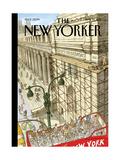 New Yorker Cover - September 19, 2011