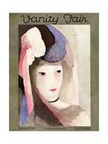 Vanity Fair Cover - February 1928