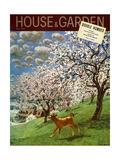 House & Garden Cover - May 1938