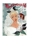 Mademoiselle Cover - May 1937