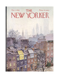 The New Yorker Cover - March 2, 1968