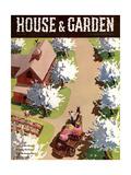 House & Garden Cover - May 1936
