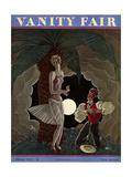 Vanity Fair Cover - February 1929