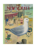 The New Yorker Cover - August 6, 1960