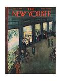 The New Yorker Cover - September 27, 1958