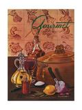 Gourmet Cover - November 1948