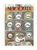 The New Yorker Cover - May 20, 1944