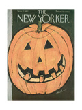 The New Yorker Cover - November 2, 1957