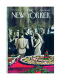 The New Yorker Cover - December 13, 1969