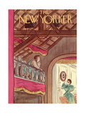 The New Yorker Cover - July 13, 1935