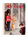The New Yorker Cover - May 15, 1937