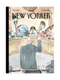 The New Yorker Cover - June 7, 2010
