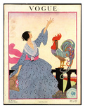 Vogue Cover - July 1918