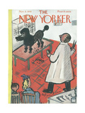The New Yorker Cover - November 9, 1946