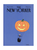 The New Yorker Cover - October 29, 1984