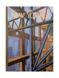 The New Yorker Cover - July 9, 1973