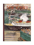 The New Yorker Cover - June 9, 1951