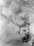 Aerial Of Mt. St. Helens Ash Cloud