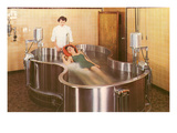 Hydrotherapy, Retro