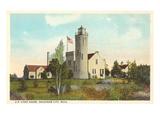 Lighthouse, Mackinaw City, Michigan