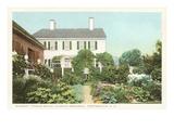 Garden, Aldrich Memorial, New Hampshire
